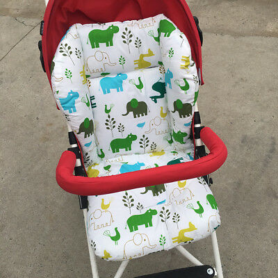 Baby Stroller Pram Pushchair Liner Padding Cover Mat Car Seat Chair Cushion