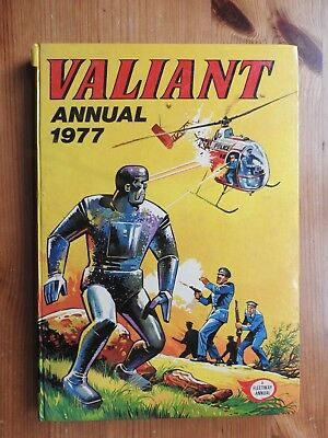 Valiant Annual 1977 VG