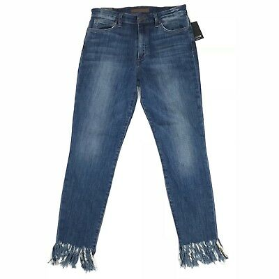 Joes Jeans Womens Jeans Charlie High Rise Skinny Fray Ankle Florence Size 29x27