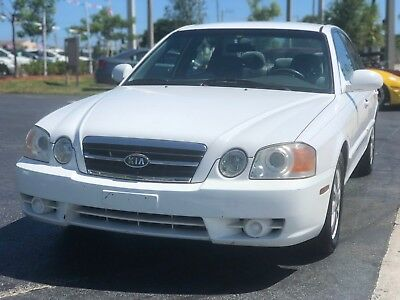 2004 Kia Optima  2004 Kia Optima LX V6 4dr 2.7L Cold AC Drives Great FLORIDA OWNED L@@K