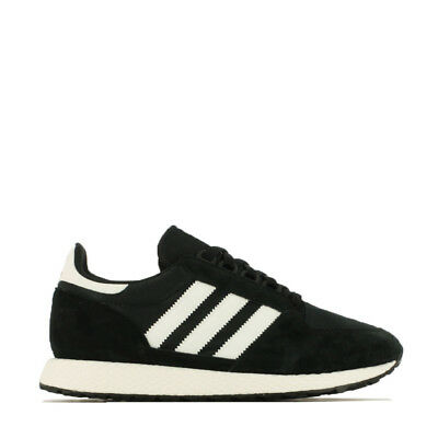 best authentic 2b1c0 c92a8 Adidas Forest Grove Sneaker Uomo B41550 Black