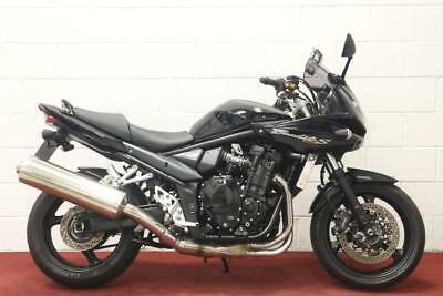 Suzuki GSF1250 SA Bandit **MRA Screen, Radiator Guard, Heated Grips**