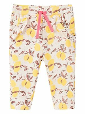 Mango Baby Girl Floral Jog Pant Pants - 2 to 3 Years - New