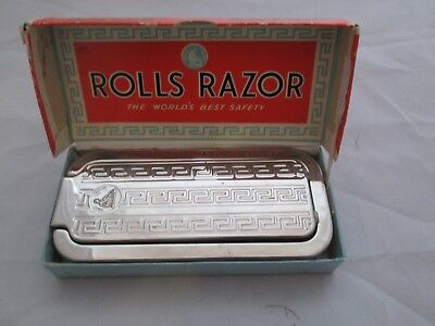 Vintage Antique Rolls Razor Kit Imperial #2 England w/ Instructions