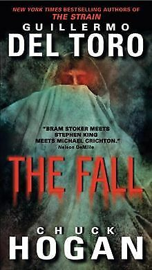 The Fall: Book Two of the Strain Trilogy by Gui... | Book | condition acceptable