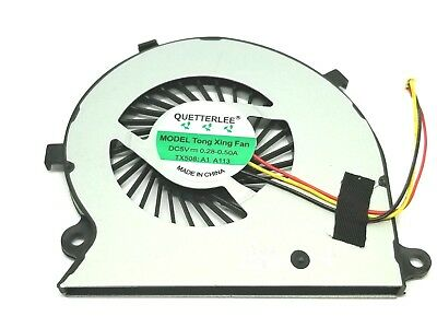 New Toshiba Satellite Radius P55W-B CPU Cooling fan BAAA0705R5H DC5V 0.4A V002
