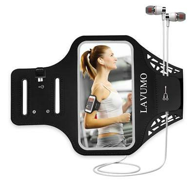 Armband for Samsung Galaxy S4/S3,iPhone 6s/7/6 Running Armband for Women,Phone H