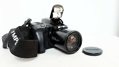 OLYMPUS IS-1000 35mm film point and shoot camera with strap lomo retro