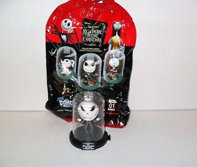 Domez Nightmare Before Christmas Single Loose Grinning Jack