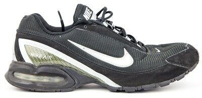 ebe2b20f4036a NIKE AIR MAX Torch 3 Running Shoes Black White Silver 319116-011 Men s Size  13 -  47.59