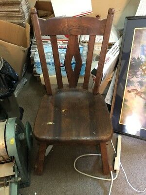 Old Hickory Martinsville Indiana Chair