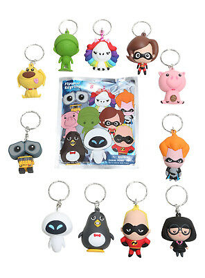 Figural Disney Series 8 Mystery Blind Bag Keyring Keychain - You Pick!!!