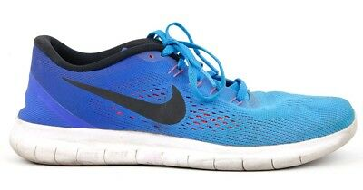 competitive price 13d1d 5a909 Nike Women s Free Run US Size 8.5 Blue Red 831509-404