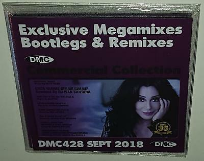 Dmc Commercial Collection Issue 428 September 2018 Dj Remix Service 3Cd Set