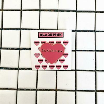 Kpop EXO BLACKPINK TWICE Cute Metal Badge Brooch Button for Clothes Bag DIY