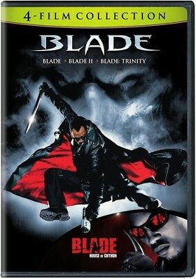 Blade Collection: 4 Film Favorites [2 Discs] (DVD Used Very Good)