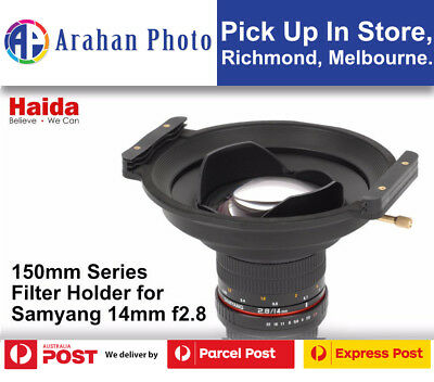 Haida 150mm Filter Holder for Samyan 14mm f2.8 IF ED Lens
