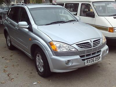 Ssangyong Kyron 2.0TD S
