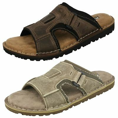 5987b1c1d027 MENS SKECHERS MEMORY Foam Sandals Golson 64148 - £29.99