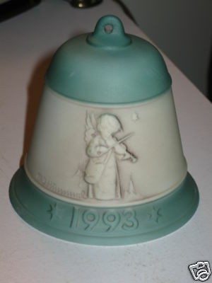 Goebel Hummel Christmas Bell (Look At Pictures)