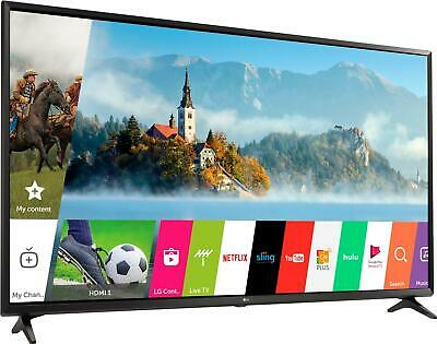 LG 43 43UK6300PLB 4K ULTRA HD HDR Smart 2018 LED TV - Freeview WiFi Bluetooth