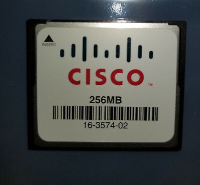 Cisco Compact Flash  16-3574-02 256Mb
