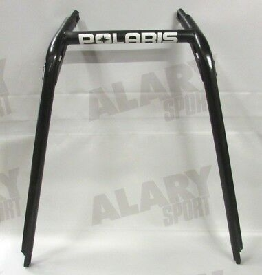 Polaris Roll Cage Chassis, Cab Frame Oem Weld-Front Rops Black (1022672-458) ACE