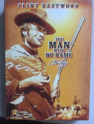 Clint Eastwood Man with No Name Trilogy, The - Gift Set (DVD, 1999, 3-Disc Set)