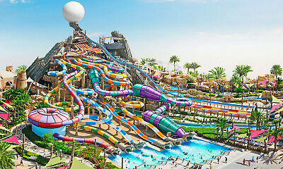 YAS waterworld Entertainer Dubai 2019 application voucher