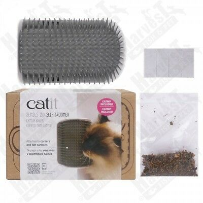 Catit Senses 2.0 Wall Massager Self Groomer