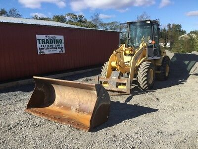 2005 New Holland LW80B Wheel Loader w/ Cab, Bucket & Forks Coming Soon!