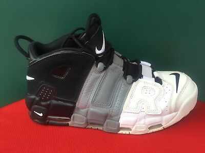 outlet store cbd99 f6688 2017 Nike Air More Uptempo 96 Tri-Color Black Cool Grey White 921948-