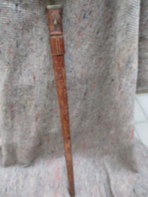 Scabbard only for British Australian Officers sword numbered 137 Ref O8