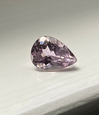 Afghan Kunzite Pear Cut 12.5 ct Absolutely Gorgeous Stone!