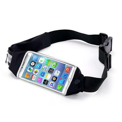Beyle Running Belt, Fitness Fanny Pack Sports Waist Pack for Hands-Free Workout