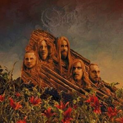 Opeth - Garden of the Titans (Live at Red Rocks) - New 2CD/DVD