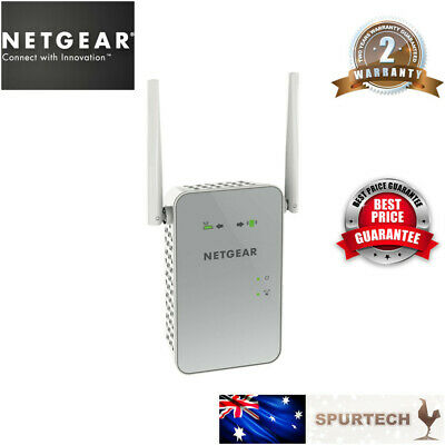New OEM Netgear EX6150 AC1200 Dual Band Wireless Gigabit WiFi Extender Booster