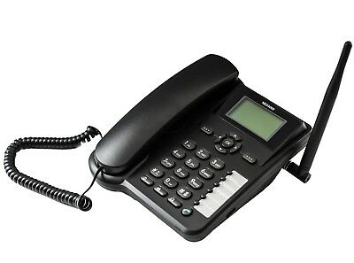 Huawei Neo3000 3G Gsm Wireless Desk Phone For Home Office Call-Centre Sim Slot