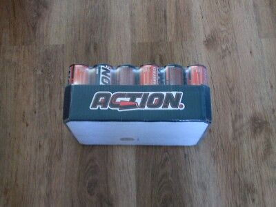 24 x Action Energy Drink Pfand Frei Je Dose 250ml (24x0.25l)