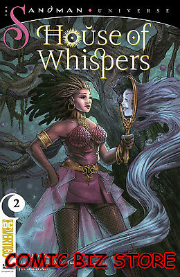 House Of Whispers #2 (2018) 1St Printing Bagged & Boarded Dc Comic Universe