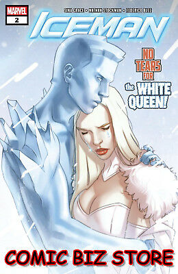 Iceman #2 (Of 5) (2018) 1St Printing Bagged & Boarded Marvel Comics