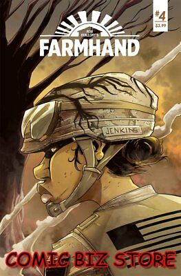 Farmhand #4 (2018) 1St Printing Bagged & Boarded Image Comics
