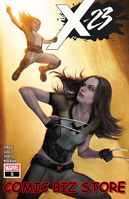 X-23 #5 (2018) 1St Printing Mike Choi Main Cover Bagged & Boarded Marvel