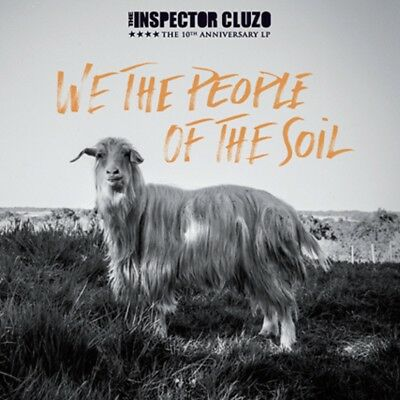 The Inspector Cluzo - We the People of the Soil - 2LP Vinyl - Pre Order - 26/10