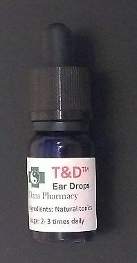 Tinnitus Deafness Pain Infection Blockage Inflammation Infection Oil Ear Drops