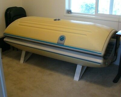 Used Tanning Bed Sunquest Pro 24rs 24 Wolf System 24 Bulbs
