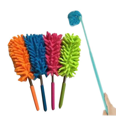 New Magic Telescopic Microfibre Extendable Washable Feather Cleaning Duster