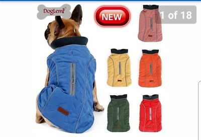 Dog Jacket Rain Coat Clothes Suit Harness Vest Dog/ Puppy large and extra large