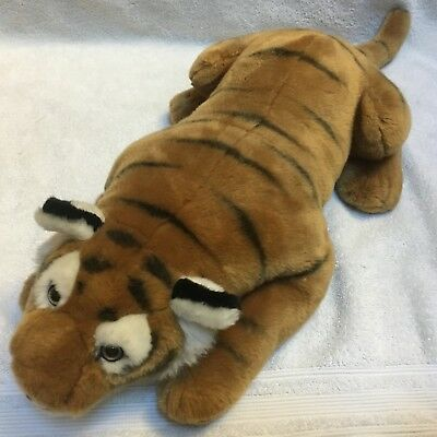 "First & Main Large Orion The Bengal Tiger Plush Toy Collectible Cat 27"" Inches"