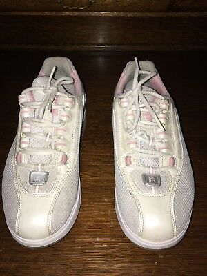 42dcead68c49 MBT Boost Rose Physiological Walking Rocker Tennis Womens Athletic Shoes  Size 9